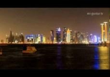 Doha Qatar – A Time Lapse