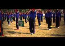 Senam SKJ 2004 | Lomba Senam Antar Rayon – Gontor 2014 | Full Version