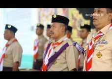 Pondok Pesantren, Edutainment, Islam, Muslim, Indonesia, Ponorogo, Jawa Timur, Pondok Modern, Pesantren, Pramuka Gontor, Gontor Scout, Latihan Pramuka di Gontor,