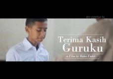 Short Movie – Terima kasih Guruku