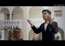 Speech of Omar – Part 1 – Management Student – UNIDA Gontor