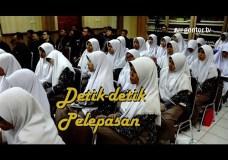 Detik-detik Pelepasan 50 beasiswa Al-Azhar Mesir