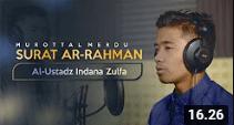 Murottal Merdu Surat Ar Rahman Ustadz Indana Zulfa