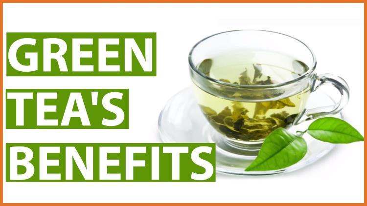 6 Health Benefits of Green Tea