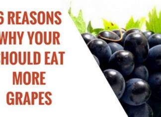 6 Reasons Why Your Should Eat More Grapes