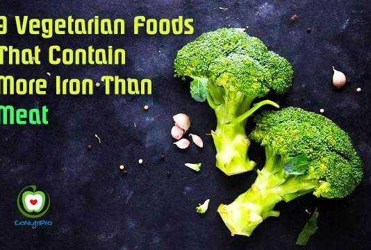 9 Vegetarian Foods That Contain More Iron Than Meat