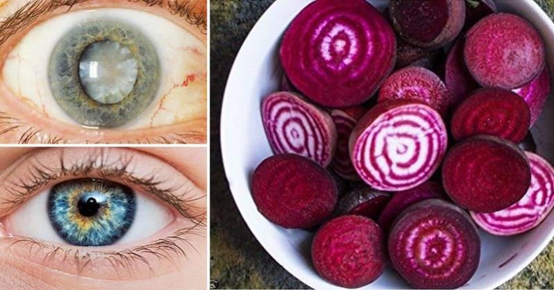 Mixture Improves Vision and Liver Detoxification