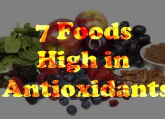 7 Foods High in Antioxidants