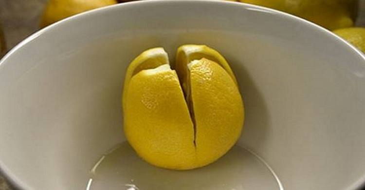 Cut Lemons And Put Them Near Your Bed