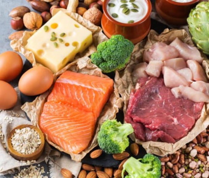 5 Signs that you are not taking enough protein