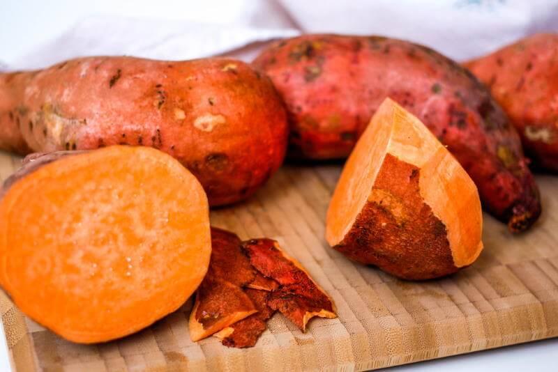 Eat More Sweet Potatoes