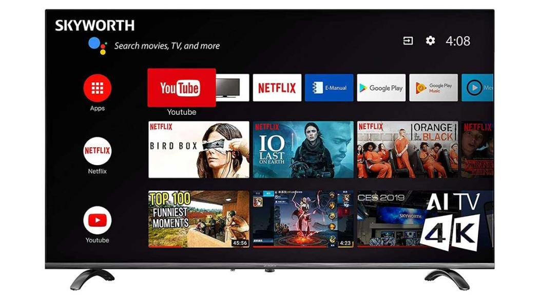 skyworth smart tv