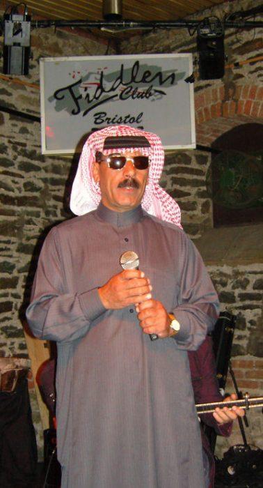 Omar Souleyman - (c) Hessel Veldman