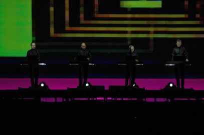 Pukkelpop 2009 - Kraftwerk