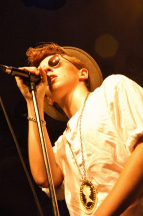 Pukkelpop 2009 - La Roux