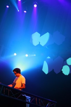 Four Tet @ Paradiso 5 Days Off