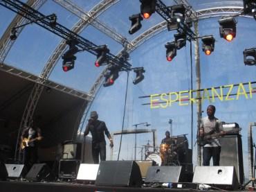 Esperanzah - Songhoy Blues - (c) Bassleer / Barreto