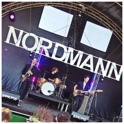 Pukkelpop 2015 - Nordmann - Foto: Joerie Elsen
