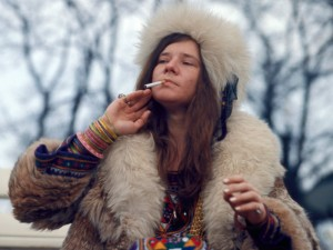 Still uit Janis: Little Girl Blue