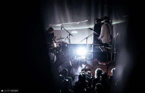 Thurston Moore Band (Foto: Caroline Lessire)