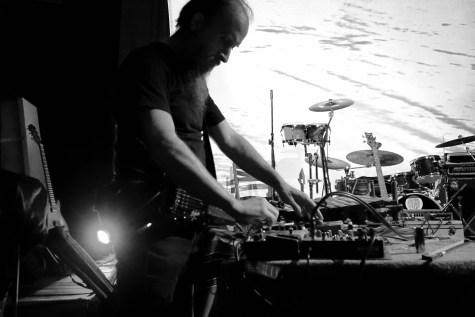 Aidan Baker - (c) Stephan Vercaemer