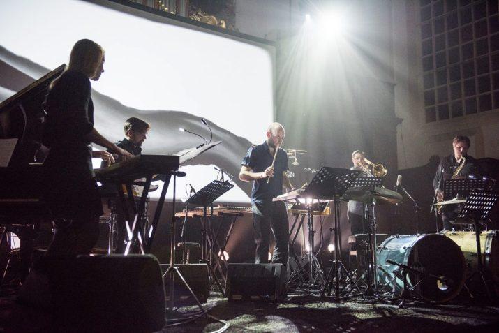 Pete Harden & Ensemble Klang - (c) Bram Petraeus