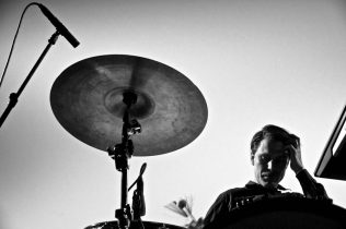 Andrea Belfi -(c) Stephan Vercaemer