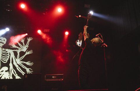 Dead Cross - Foto: Caroline Lessire