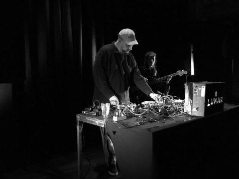 Lawrence Le Doux - Foto: Stijn Van Bosstraeten