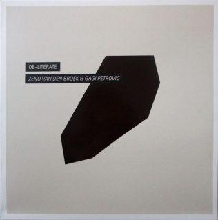 CD Zeno van den Broek + Gagi Petrovic