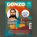 Een afbeelding van de cover van Gonzo (circus) !53 over metal, migratie en mensenrechten