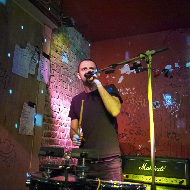 Het Californische duo Wreck And Reference in de Pit's in Kortrijk