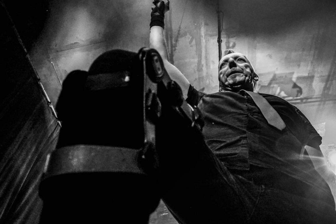 Suicide Commando - Magasin 4 Brussel - (c) Stephan Vercaemer