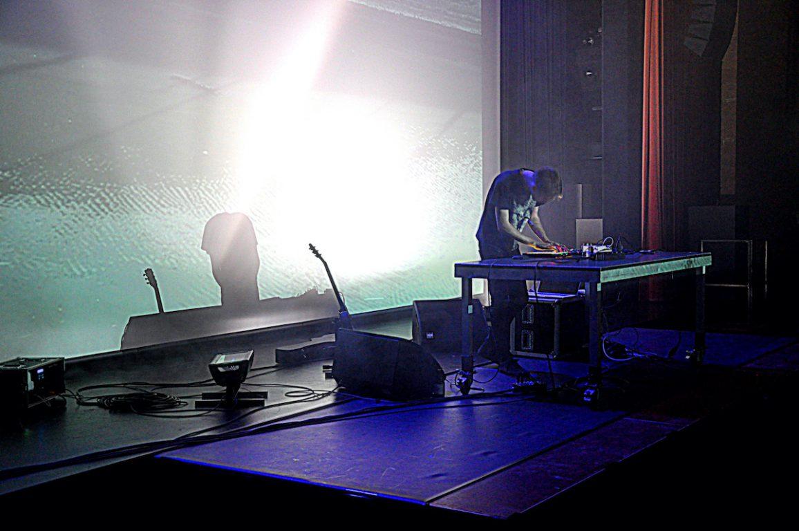 Bolt Ruin tijdens het Antenna Festival 2020 in Evergem