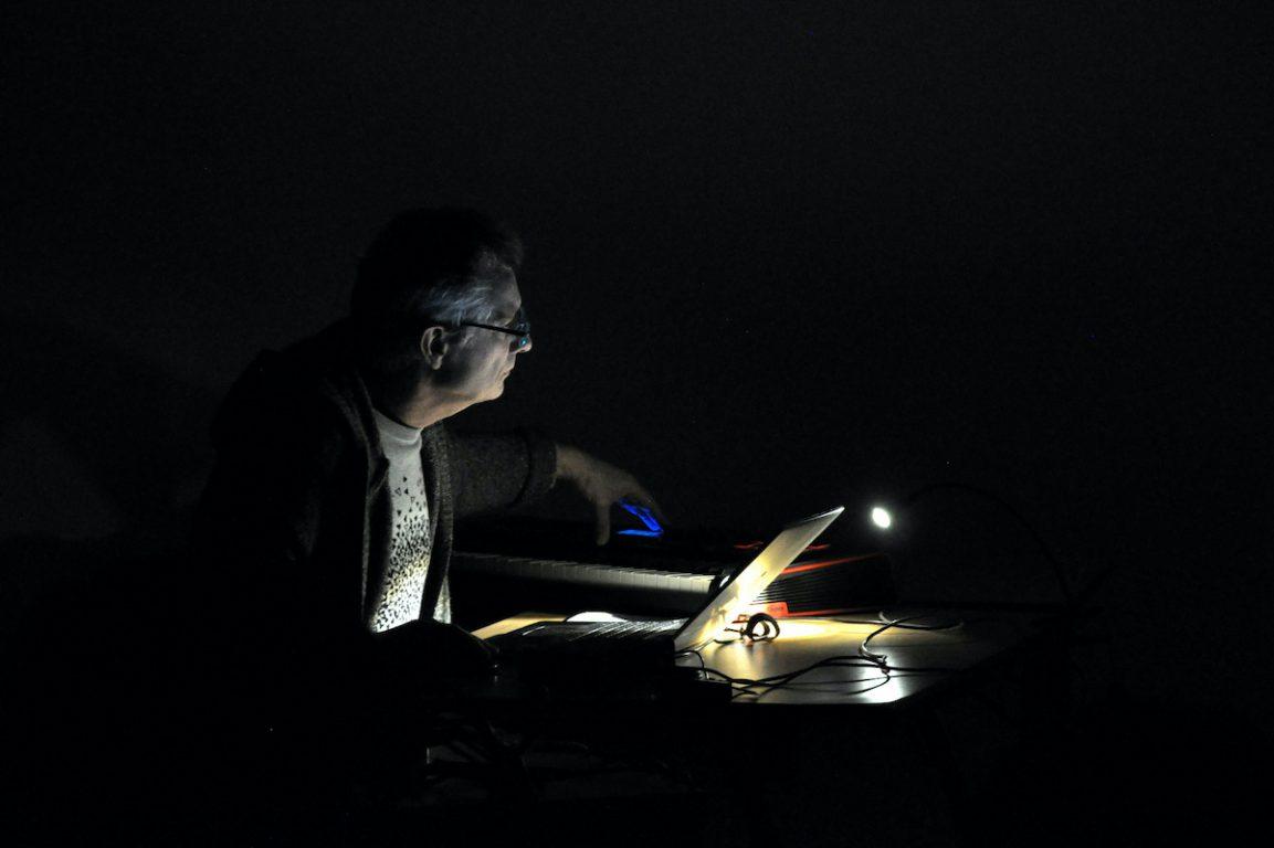 Undertow tijdens het Antenna Festival 2020 in Evergem