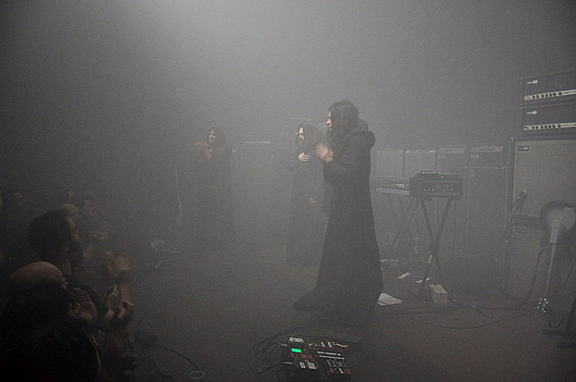 Sunn O))) in De Kreun in Kortrijk in januari 2020