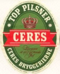 Ceres Pilsner