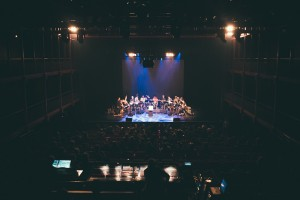 Adrian Utley's Guitar Orchestra (Foto: Tina Herbots)
