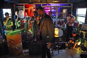 Rudy Trouvé Band - Tenace boot