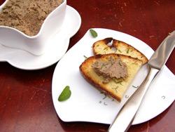 Холодные закуски Паштеты и печень Печеночный паштет по-французски Печеночный тортик Пашетет из трех...
