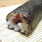 節分と巻き寿司