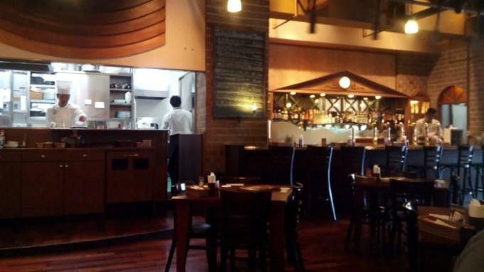 The interior of Helios Pub 2
