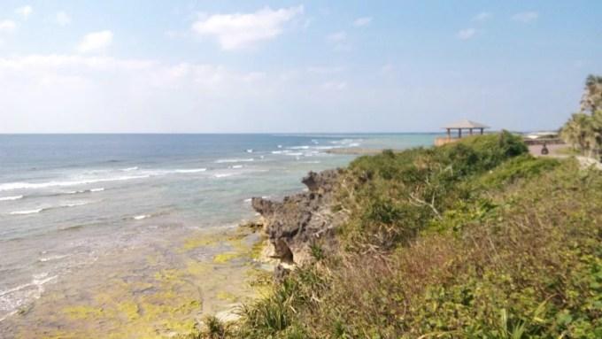 Walk in Ocean Expo Park 2