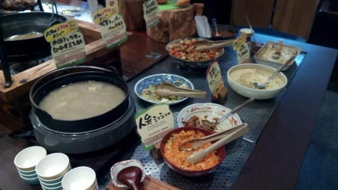 the cuisine of Karakara 3
