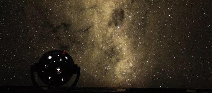 Planetarium's Starry Sky