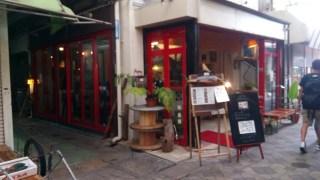 イケメンシェフがいるオシャレな酒場KAZAMI海山味 牧志公設市場観光に来た女子におすすめ