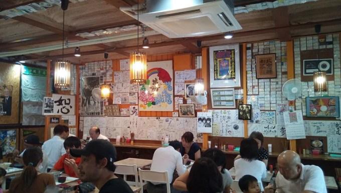 The inside photo of Kenpar-subaya