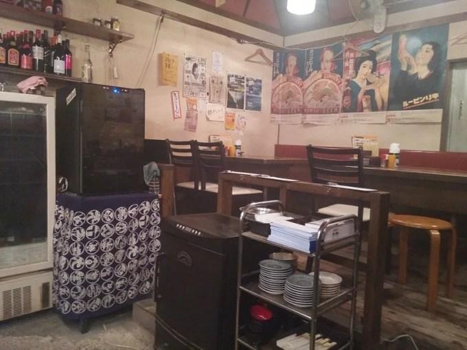 新小屋の店内写真 2