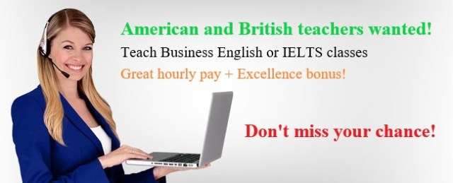 List of Online English Teaching Companies - Good Air Language
