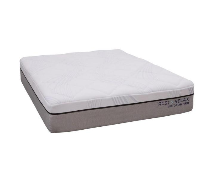 Rest   Relax Victorian Firm   Mattress Reviews   GoodBed com Rest   Relax Victorian 14  Firm